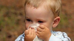 Bebê com tosse o que fazer